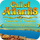 Call of Atlantis: Treasure of Poseidon. Collector's Edition game
