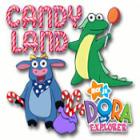 Candy Land - Dora the Explorer Edition game