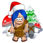 Carl the Caveman Christmas Adventures game