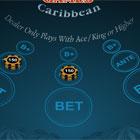 Carribean Stud Poker game