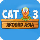 Cat Around Asia game