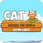 Cat Around The World: Alpine Lakes game