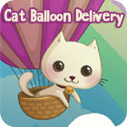 Cat Balloon Delivery game