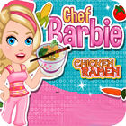 Chef Barbie. Chicken Ramen game