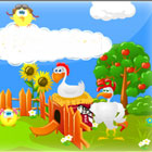 Chicken's Flying School game