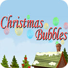 Christmas Bubbles game