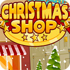 Christmas Shop game