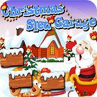 Christmas Sledge Garage game