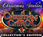 Christmas Stories: A Christmas Carol Collector's Edition game