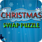 Christmas Swap Puzzle game