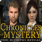 Chronicles of Mystery: The Scorpio Ritual game