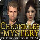 Chronicles of Mystery: The Scorpio Ritual game