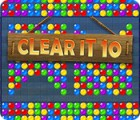 ClearIt 10 game