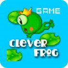 Clever Frog game
