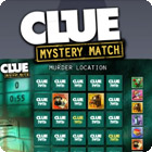 Clue Mystery Match game