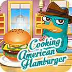 Cooking American Hamburger game