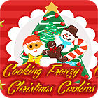 Cooking Frenzy. Christmas Cookies game