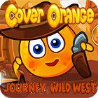 Cover Orange Journey. Wild West game