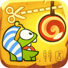 Cut the Rope: Time Travel game