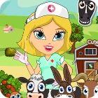 Cute Farm Hospital game
