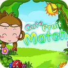 Cute Fruit Match game