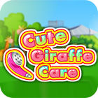 Cute Giraffe Care game