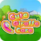 Cute Giraffe Care game