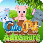Cute Pet Adventure game