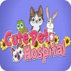 Cute Pet Hospital game