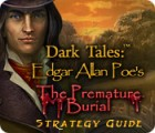 Dark Tales: Edgar Allan Poe's The Premature Burial Strategy Guide game