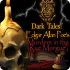 Dark Tales: Edgar Allan Poe`s Murders in the Rue Morgue Collector`s Edition game