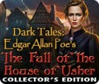 Dark Tales: Edgar Allan Poe's The Fall of the House of Usher Collector's Edition game