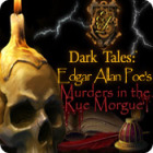 Dark Tales: Edgar Allan Poe's Murders in the Rue Morgue game