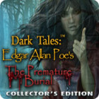 Dark Tales: Edgar Allan Poe's The Premature Burial Collector's Edition game
