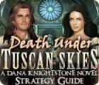 Death Under Tuscan Skies: A Dana Knightstone Novel Strategy Guide game