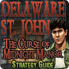 Delaware St. John: The Curse of Midnight Manor Strategy Guide game