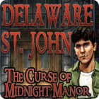 Delaware St. John - The Curse of Midnight Manor game