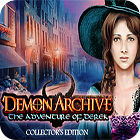Demon Archive: The Adventure of Derek. Collector's Edition game