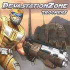 Devastation Zone Troopers game