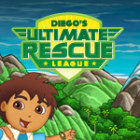 Go Diego Go Ultimate Rescue League game