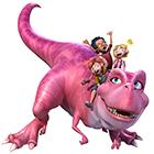 Dino Time Memory Game game