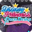 Disney Princess Dress Design game
