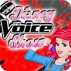Disney The Voice Show game