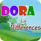 Dora Six Differences game