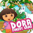 Dora. Forest Game game