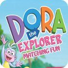 Dora the Explorer: Matching Fun game