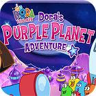 Dora's Purple Planet Adventure game