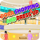 Dora - Shopping And Dress Up game
