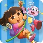Dora the Explorer: Find the Alphabets game