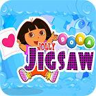 Dora the Explorer: Jolly Jigsaw game
